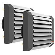 Калориферы с вентилятором Flowair LEO