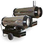 Тепловые пушки NORTEC и ITM