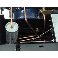 Бак предварительного подогрева топлива в разделе Горелки на отработанном масле на сайте компании ТК Сервис - промышленное воздушное отопление и вентиляция, отопление на отработанном масле