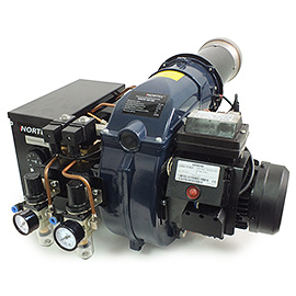 Универсальные горелки NORTEC WB230 и WB270