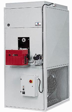 теплогенератор tce 290