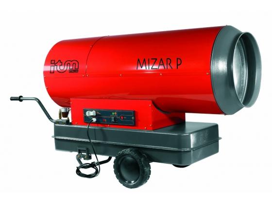 Дизельная тепловая пушка ITM Mizar 105 без дымохода