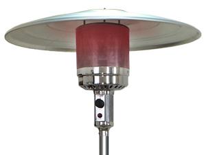 Большой рефлектор NORTEC Garden Sun MPH-12S в разделе Уличные газовые инфракрасные обогреватели на сайте компании ТК Сервис - промышленное воздушное отопление и вентиляция, отопление на отработанном масле