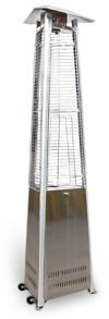газовый обогреватель с пламенем NORTEC Pyramid TPH-12SR