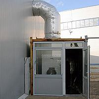Отопление малого склада