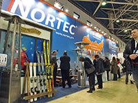 Стенд компании NORTEC Group на выставке «Мир климата 2014»